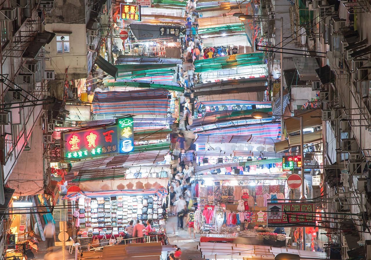 Поездка в Гонконг самостоятельно