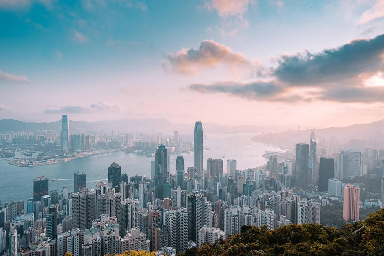 Самостоятельная поездка в Гонконг