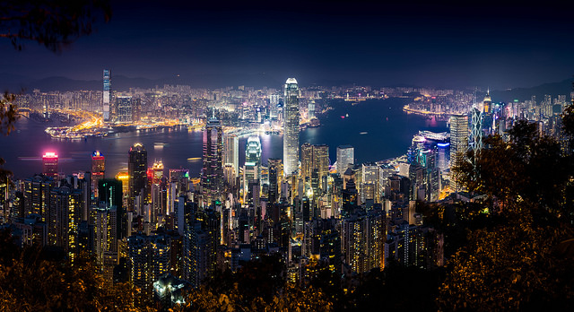 Цены на отели в Гонконге