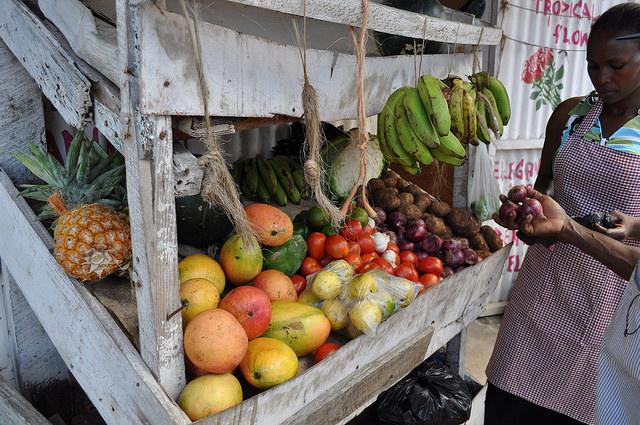 кения цены на еду