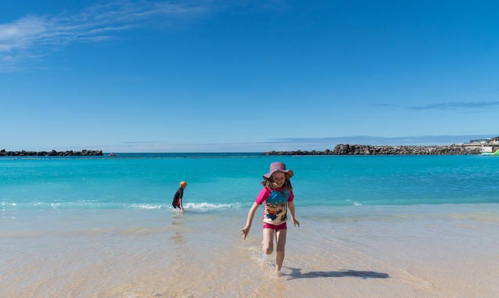 Лучший пляж для отдыха с детьми