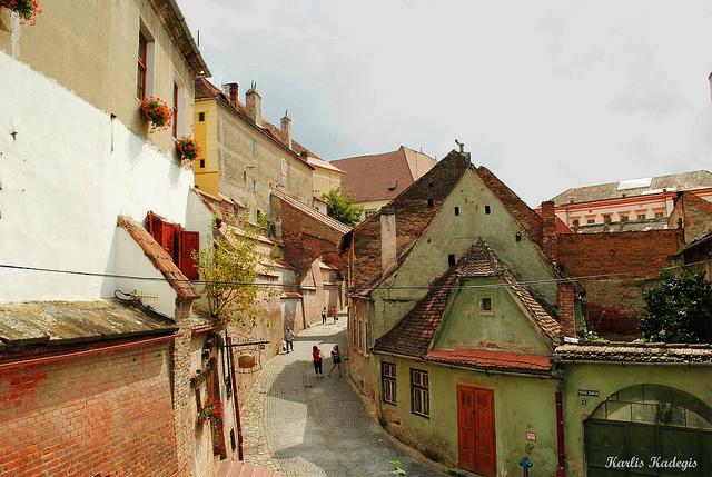 что посмотреть в трансильвании