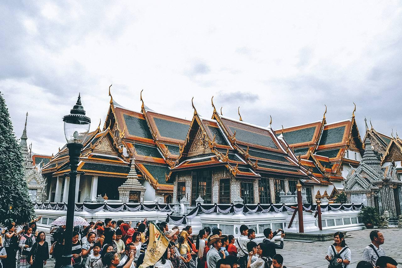 Что самостоятельно посмотреть в Бангкоке