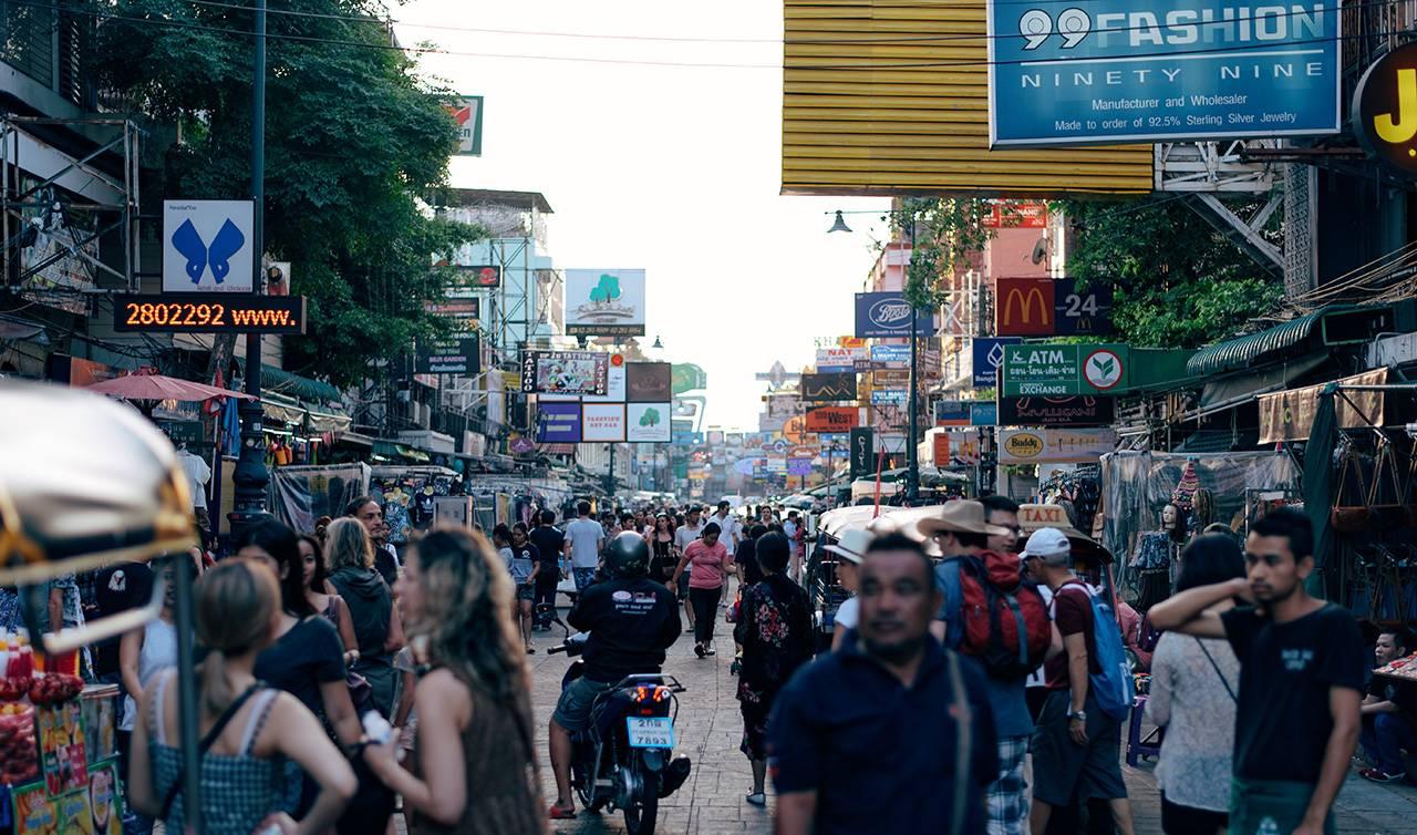 Что посмотреть в Бангкоке бесплатно