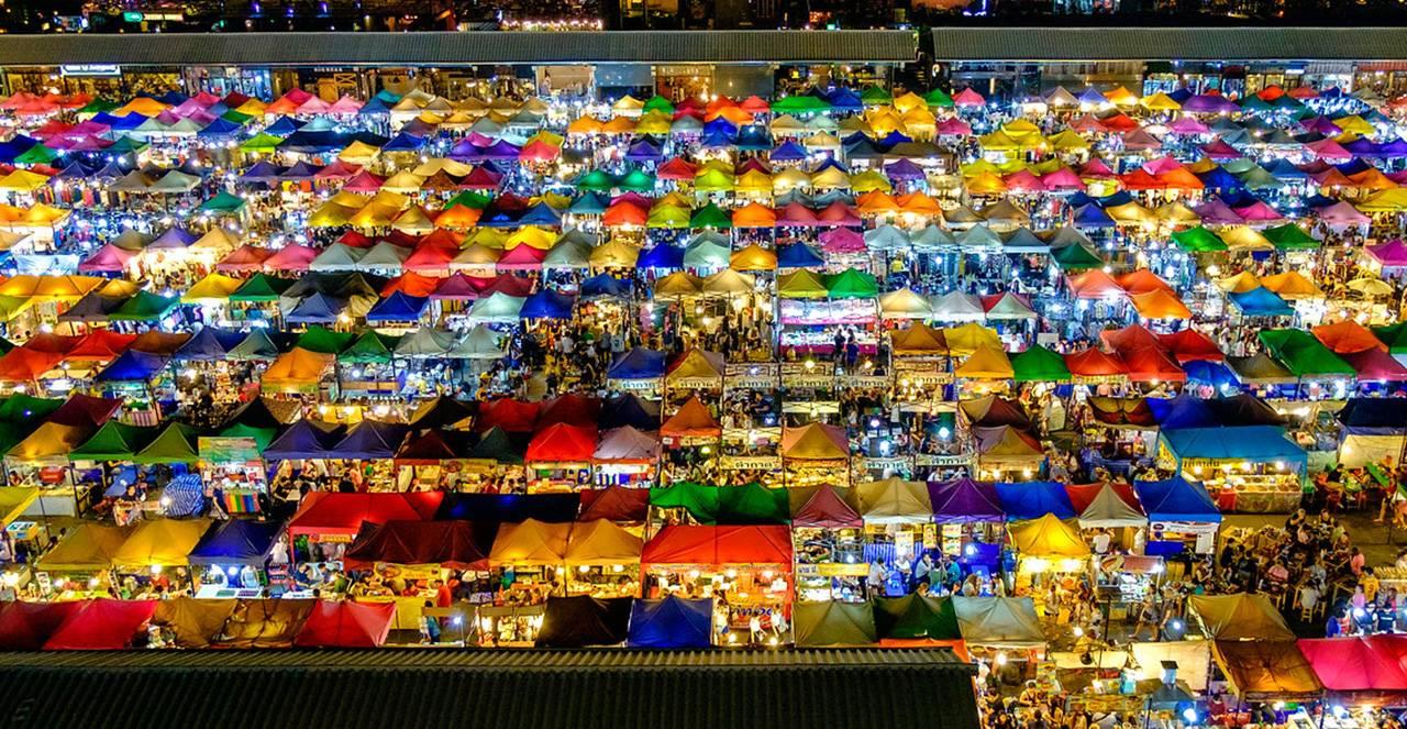 Что посмотреть в Бангкоке ночью