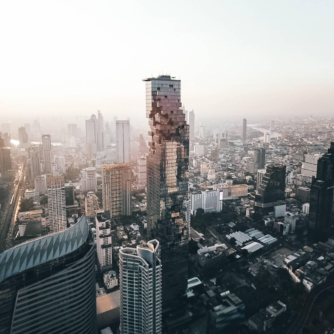 Смотровые площадки в Бангкоке