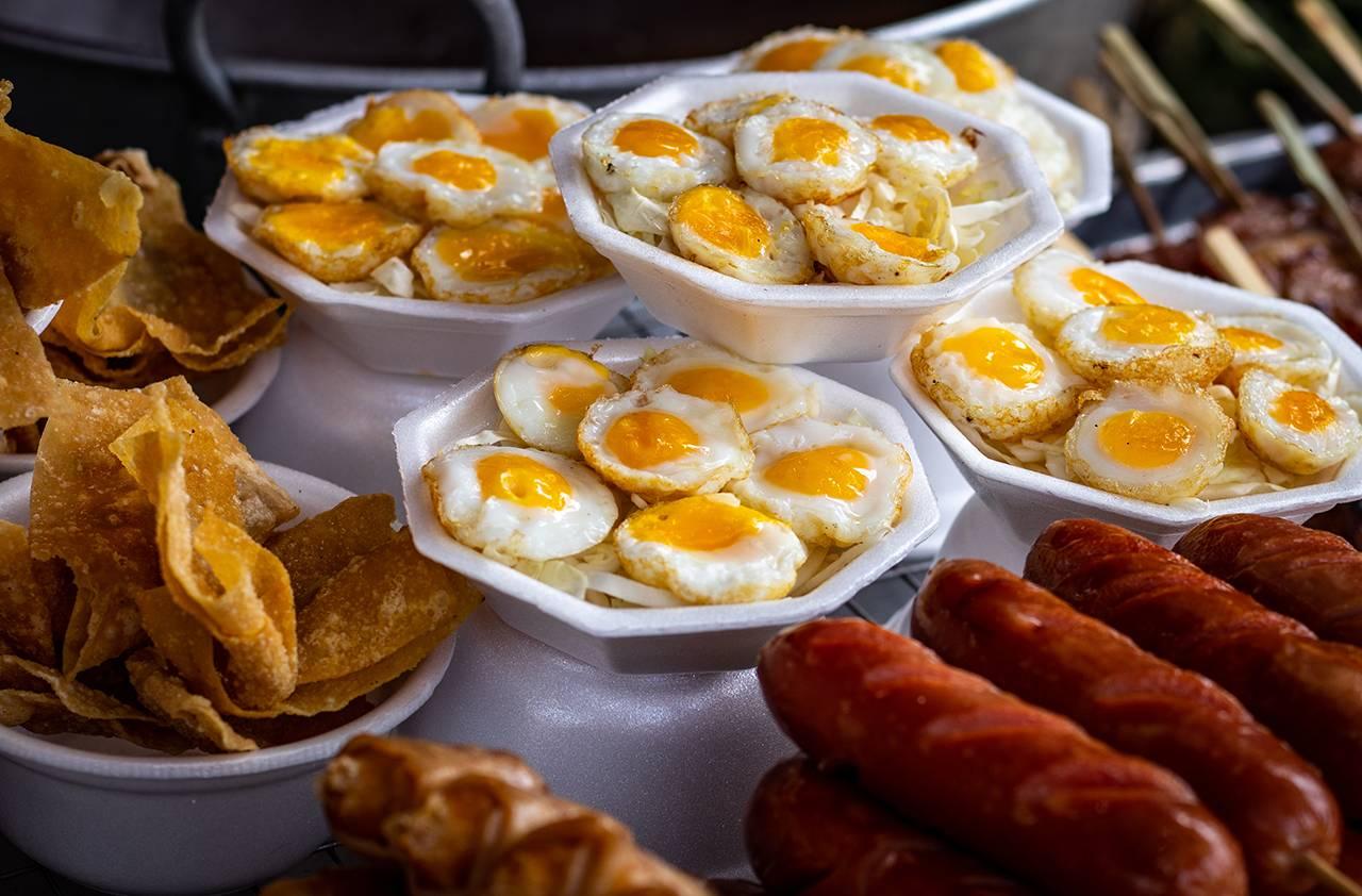 Где дешево поесть в Паттайе