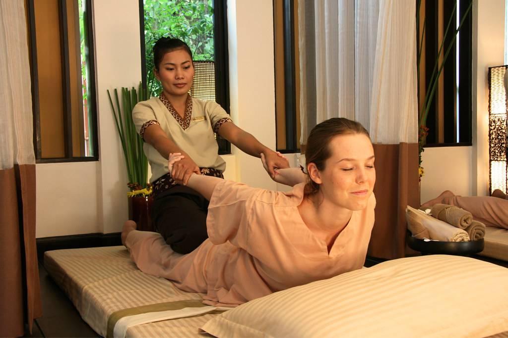 Тайский массаж в Паттайе