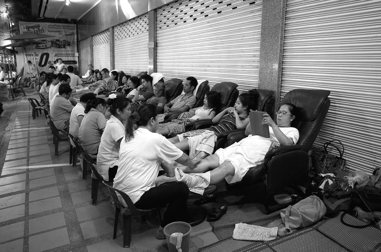 Где лучший массаж в Паттайе