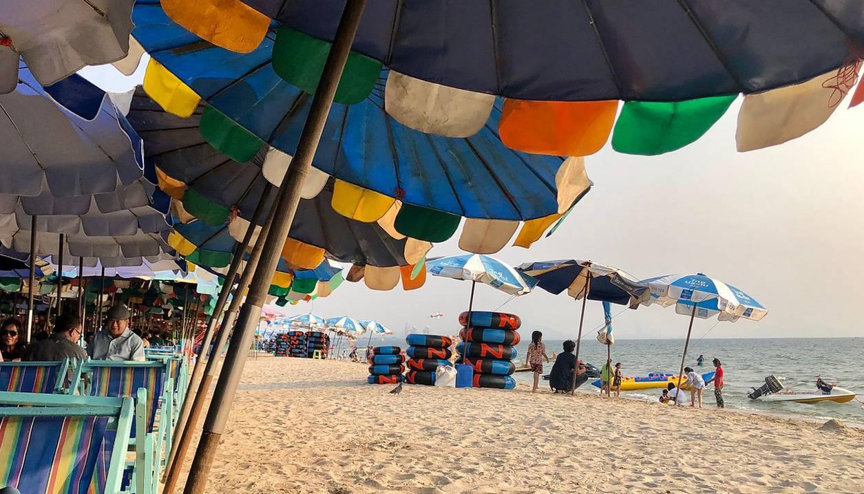 ТОП пляжей Паттайи