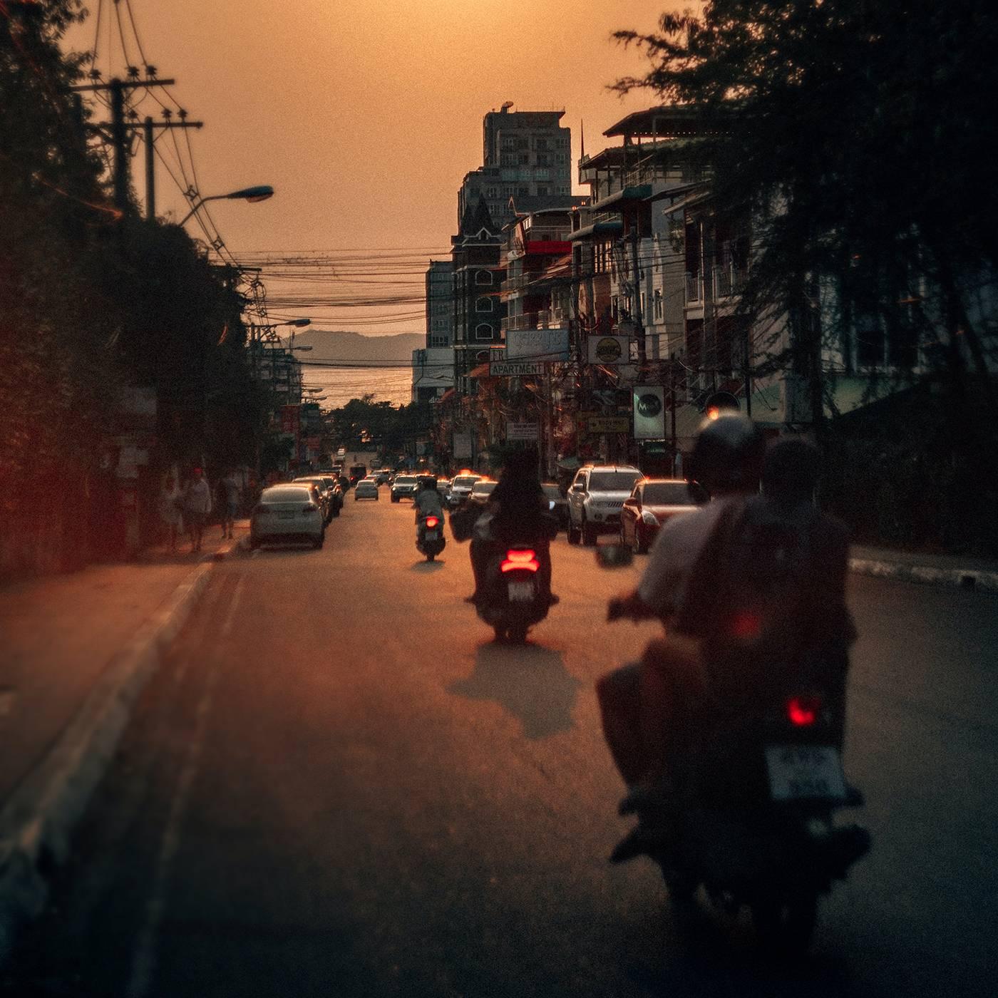 Транспорт в Паттайе