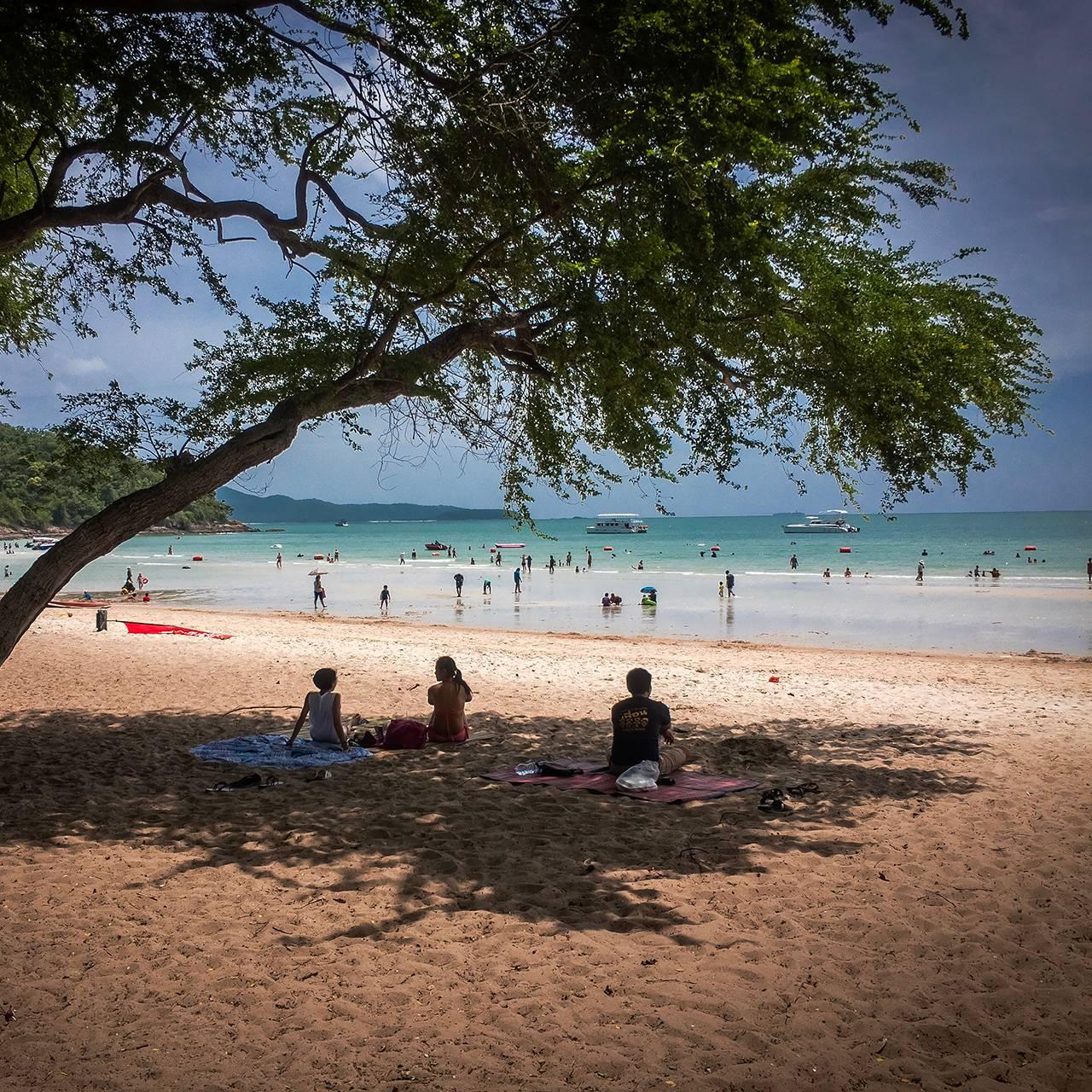 Какой пляж в Паттайе выбрать