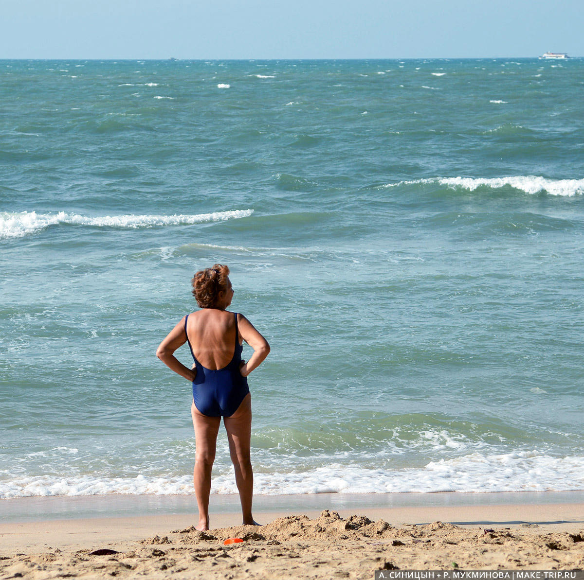 Пляж Паттайя Бич - центральный пляж Паттайи