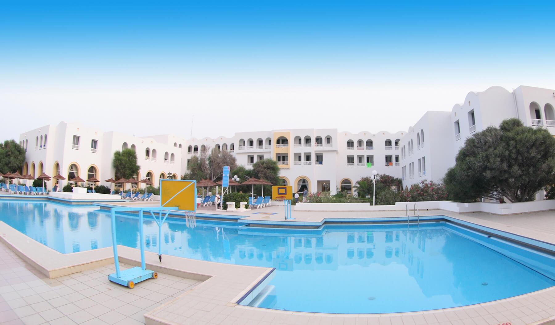 Отдых всё включено в Тунисе