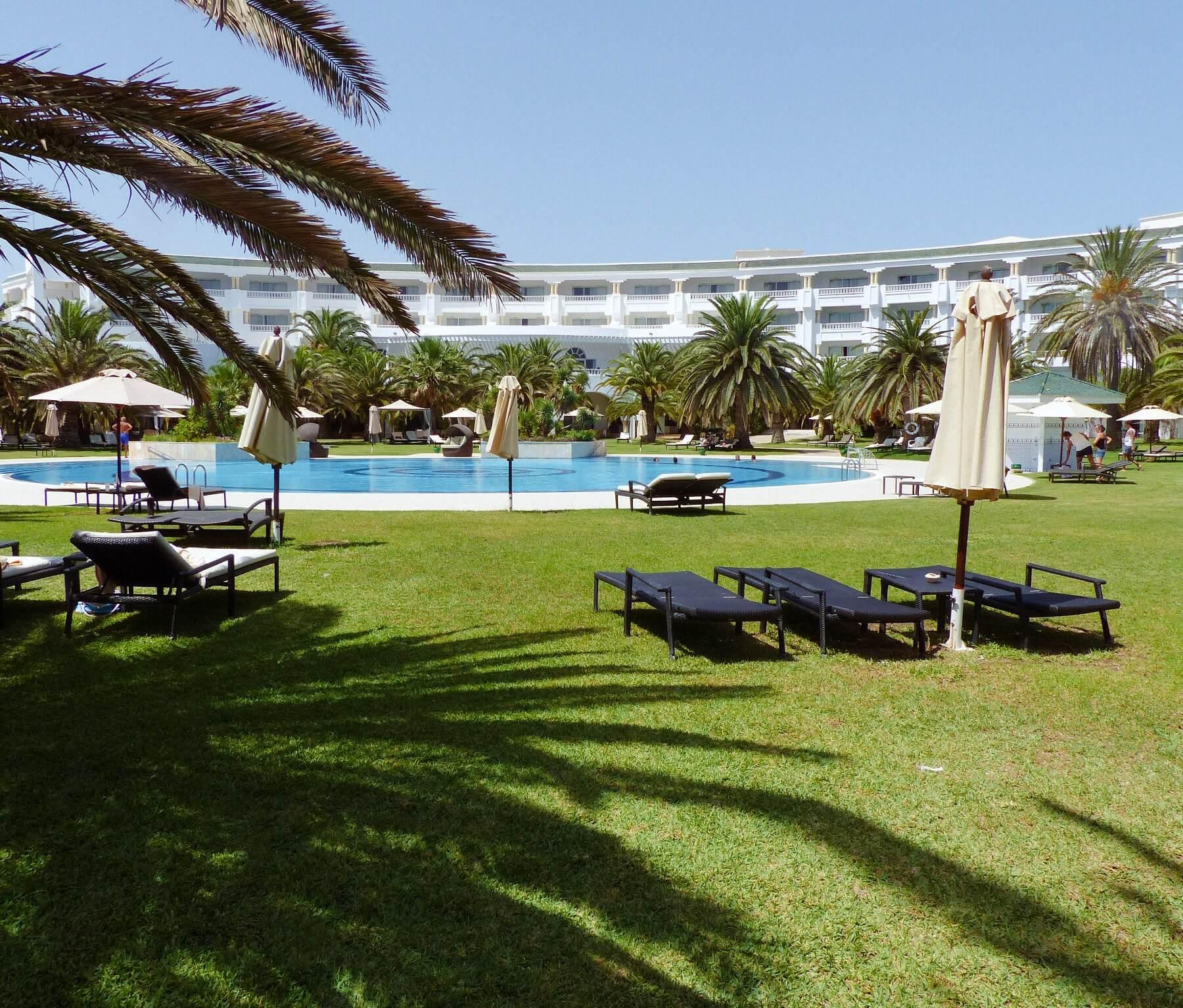 Отзывы об отелях в Тунисе