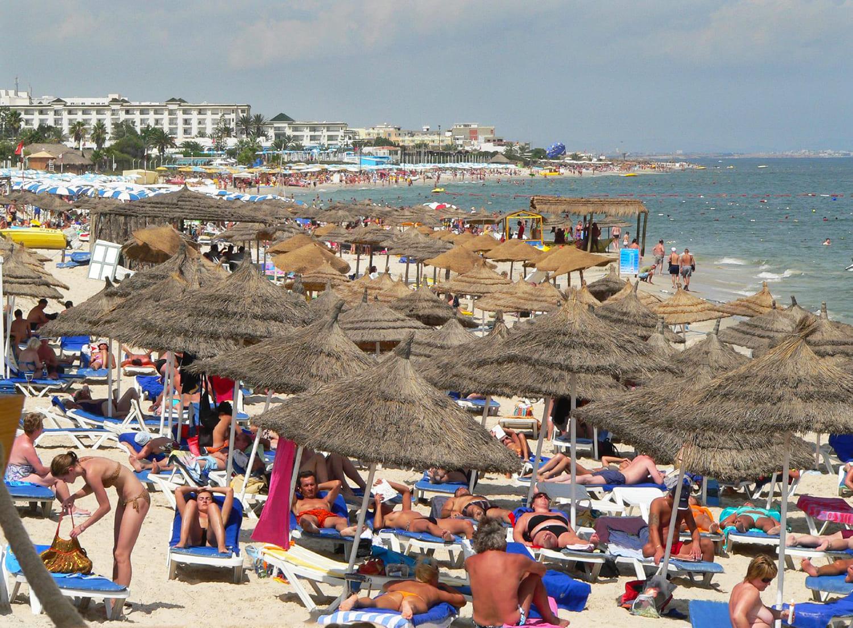 Пляжи Порт-эль-Кантауи