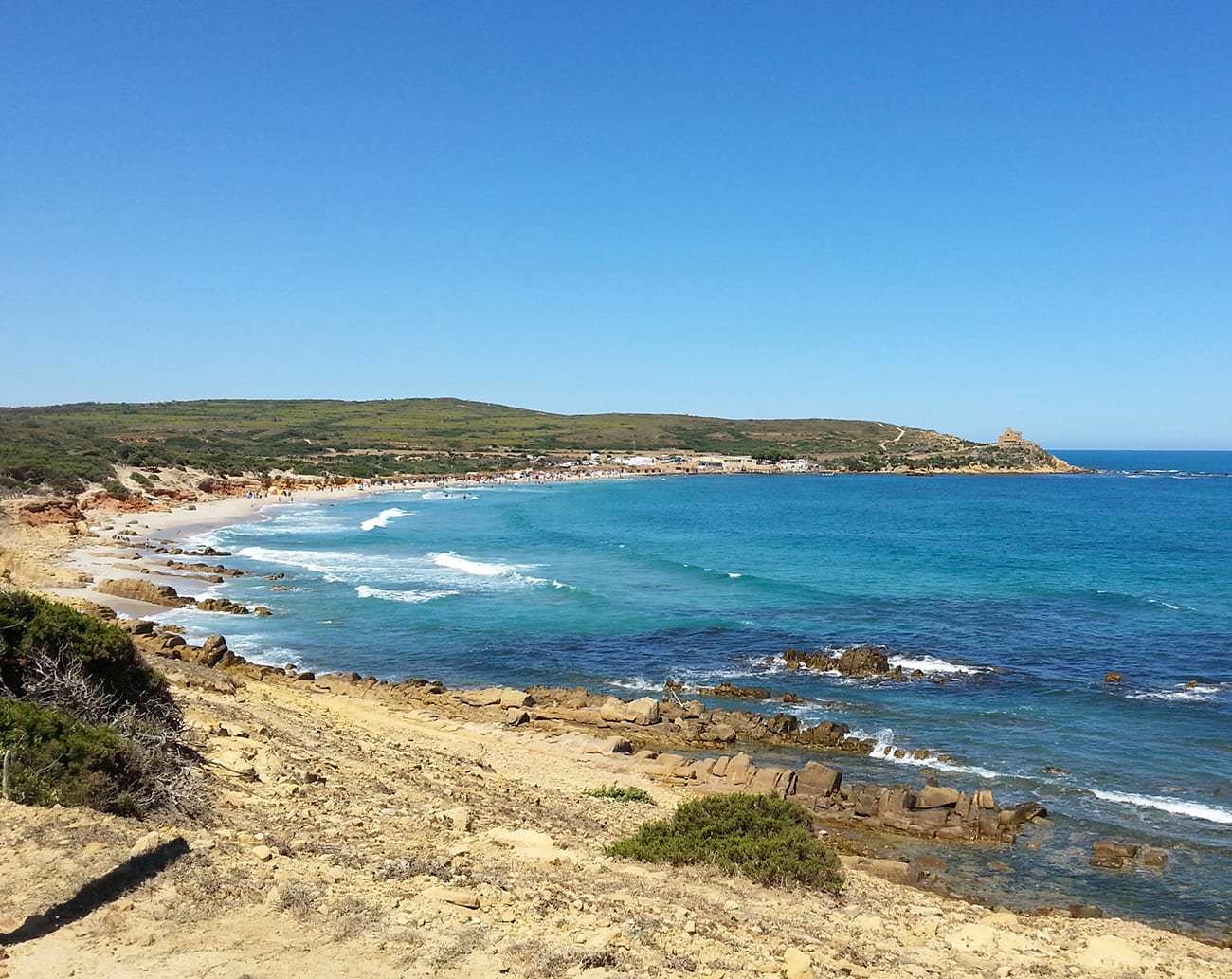 Лучшие пляжи Набеля