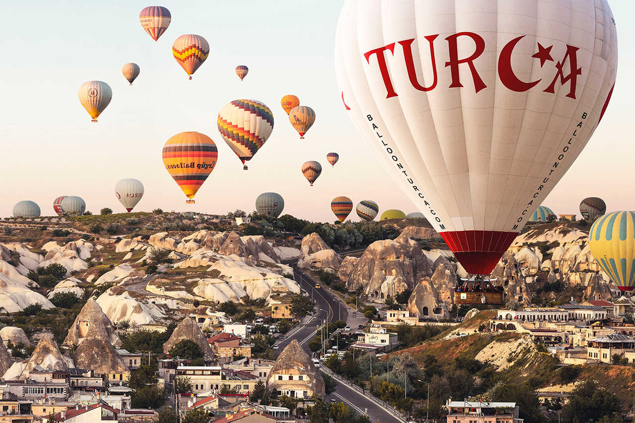 Как добраться из Стамбула в Каппадокию на автобусе