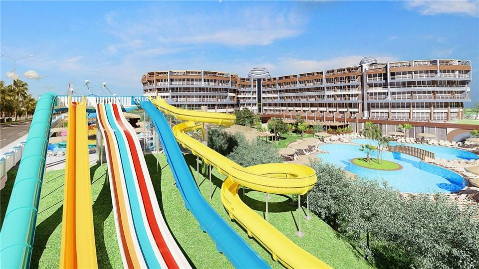Новые турецкие отели