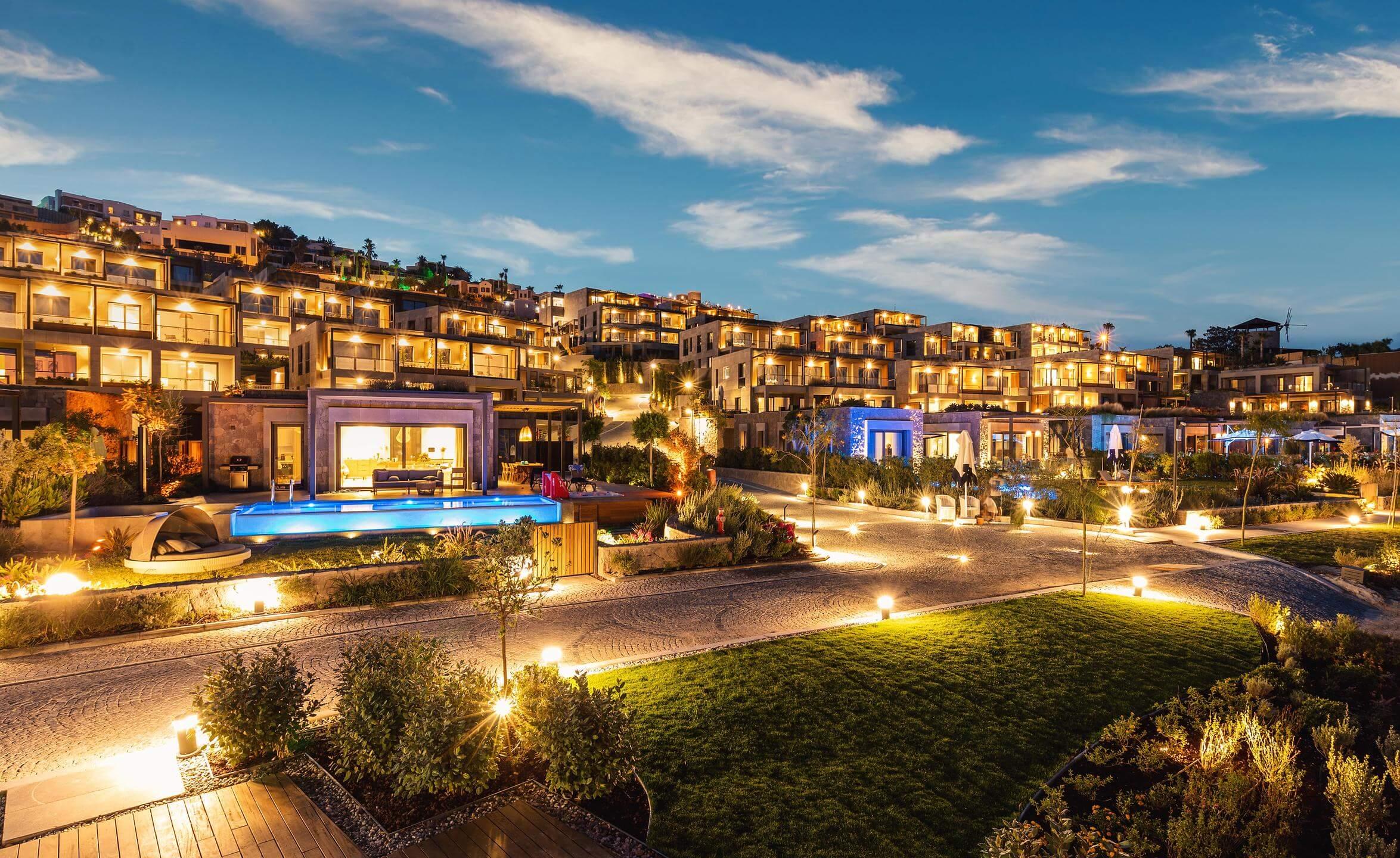 Новые отели Турции