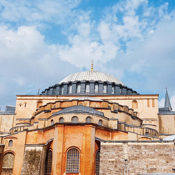 Как дешево отдохнуть в Стамбуле