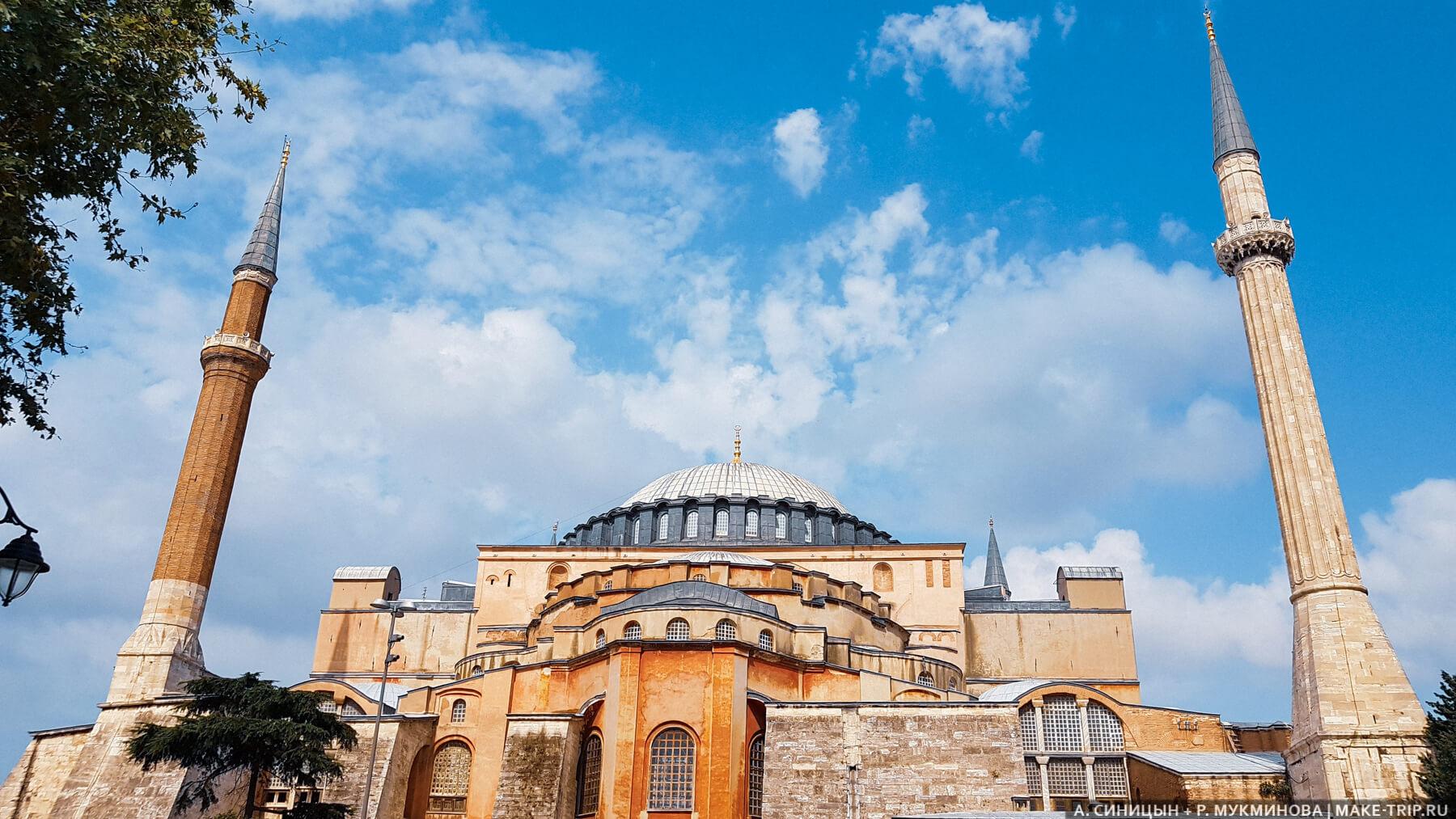На какие экскурсии сходить в Стамбуле