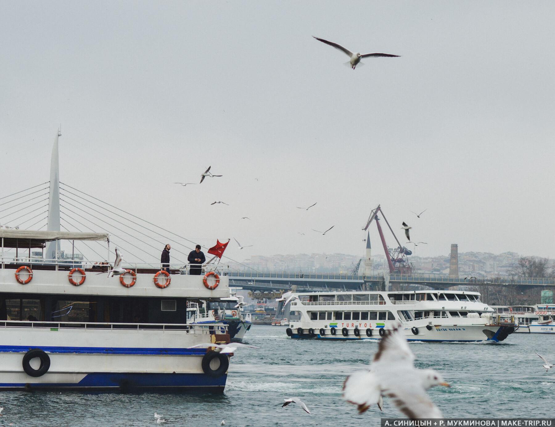 дешево поесть в Стамбуле