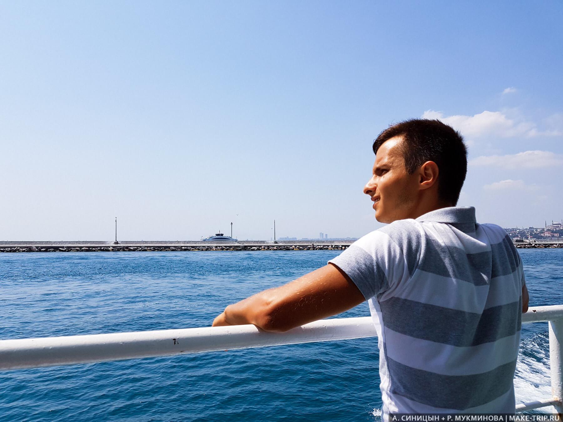 Лучшие экскурсии в Стамбуле