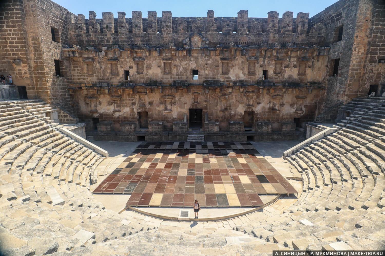 Руины в Турции