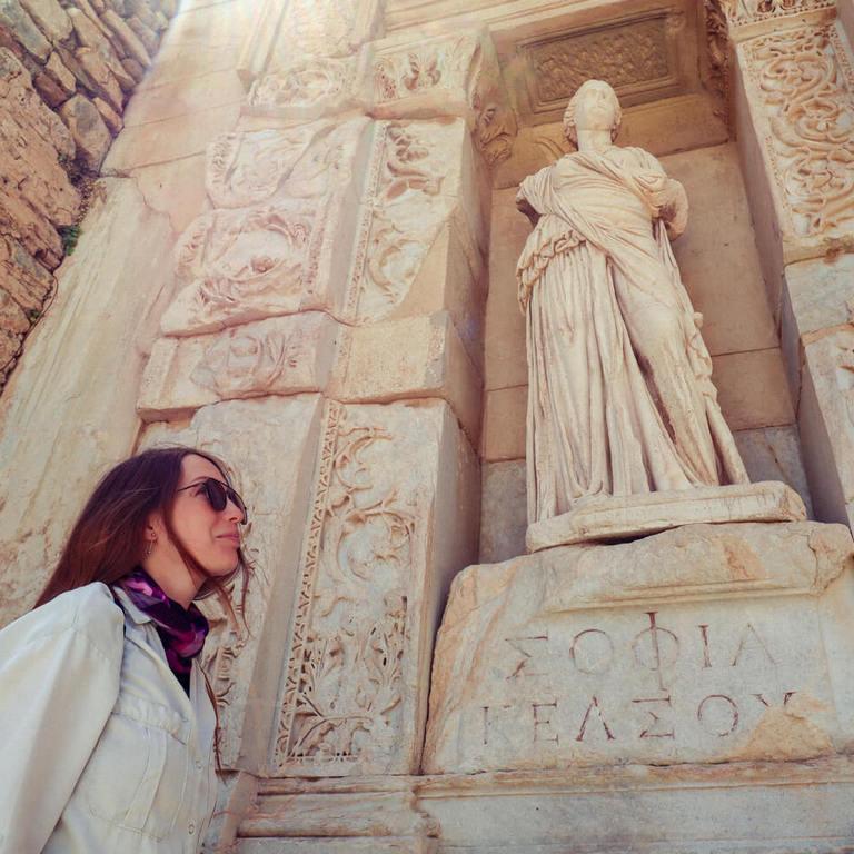 Путешествие в Античность: 18 самых красивых руин Турции