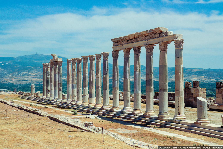 Лучшие руины в Турции