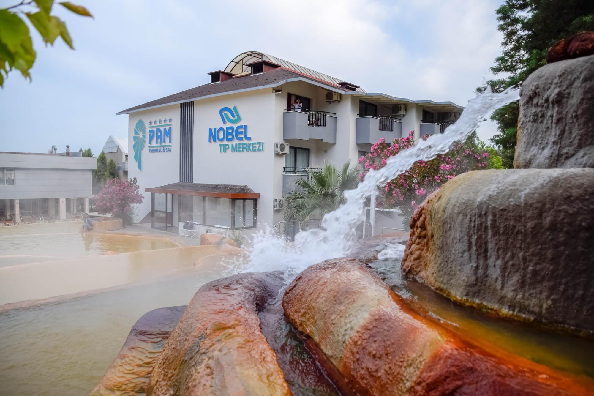 Спа-отель на термальных источниках