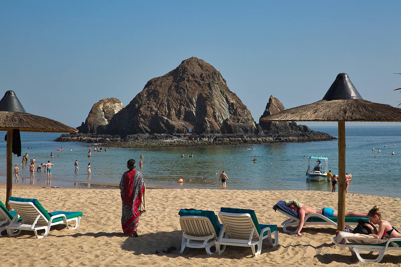 Лучшие курорты и пляжи ОАЭ