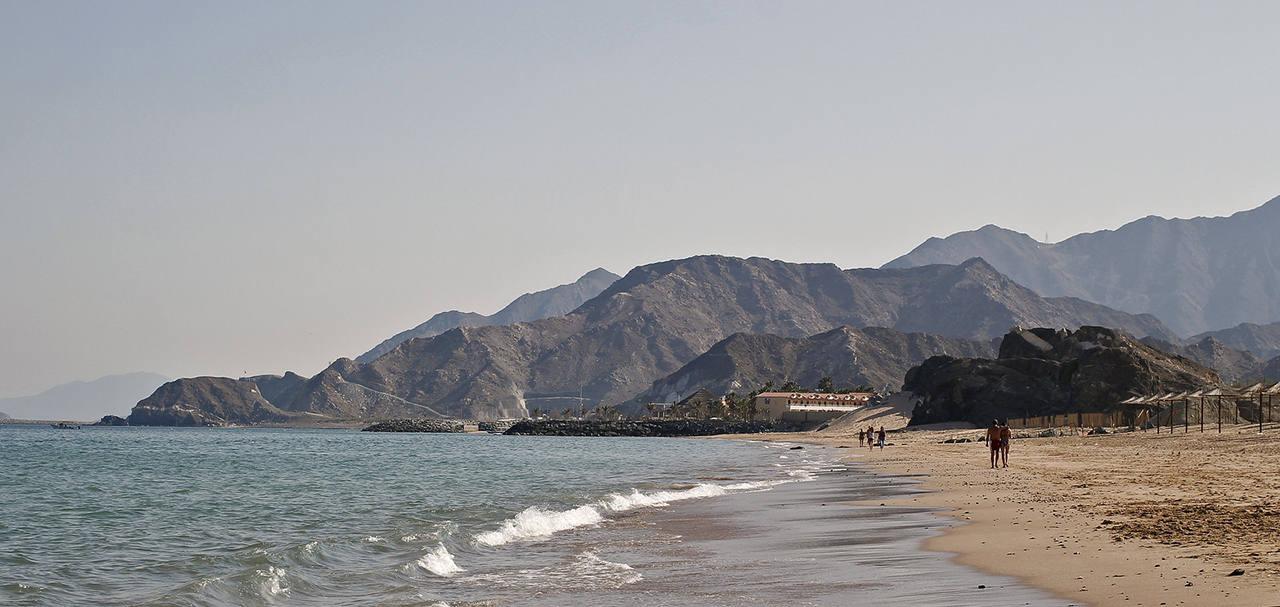 Отдых в ОАЭ в апреле