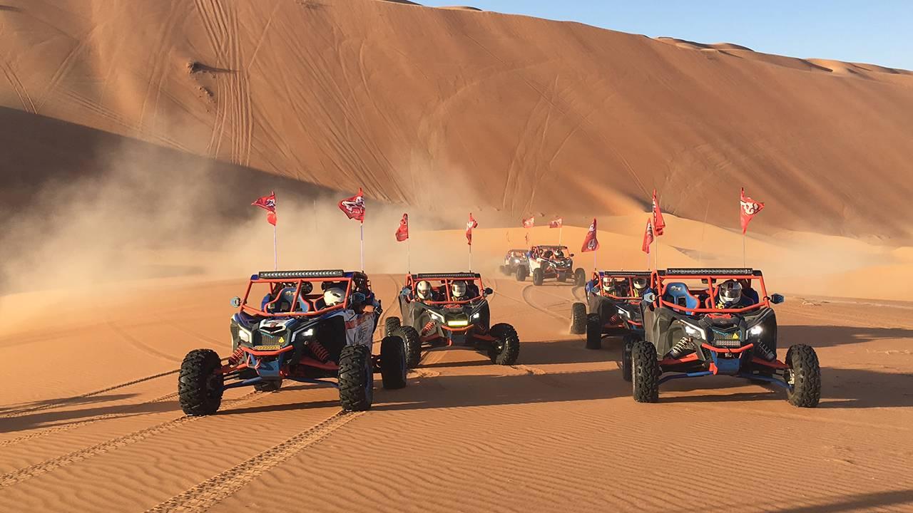 Отзывы туристов об отдыхе в Абу-Даби