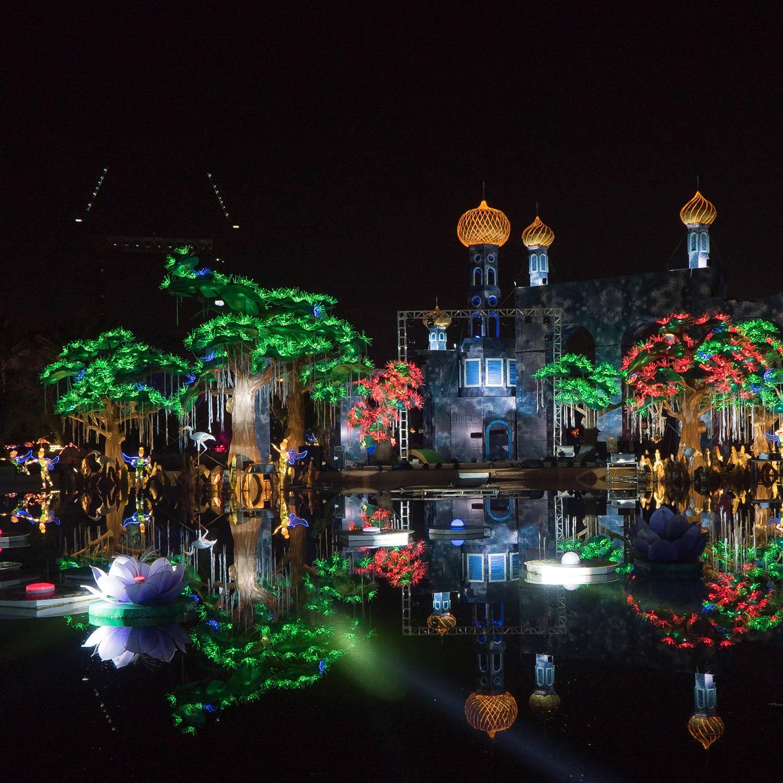 Что посмотреть вечером и ночью в Дубае