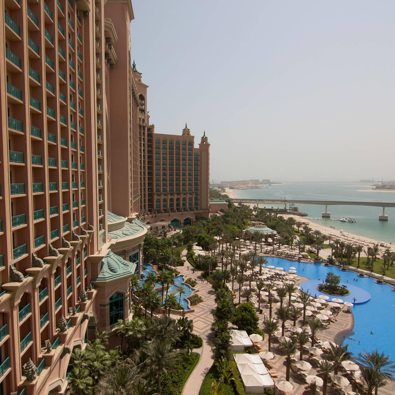 Красивые места для инстаграм в Дубае