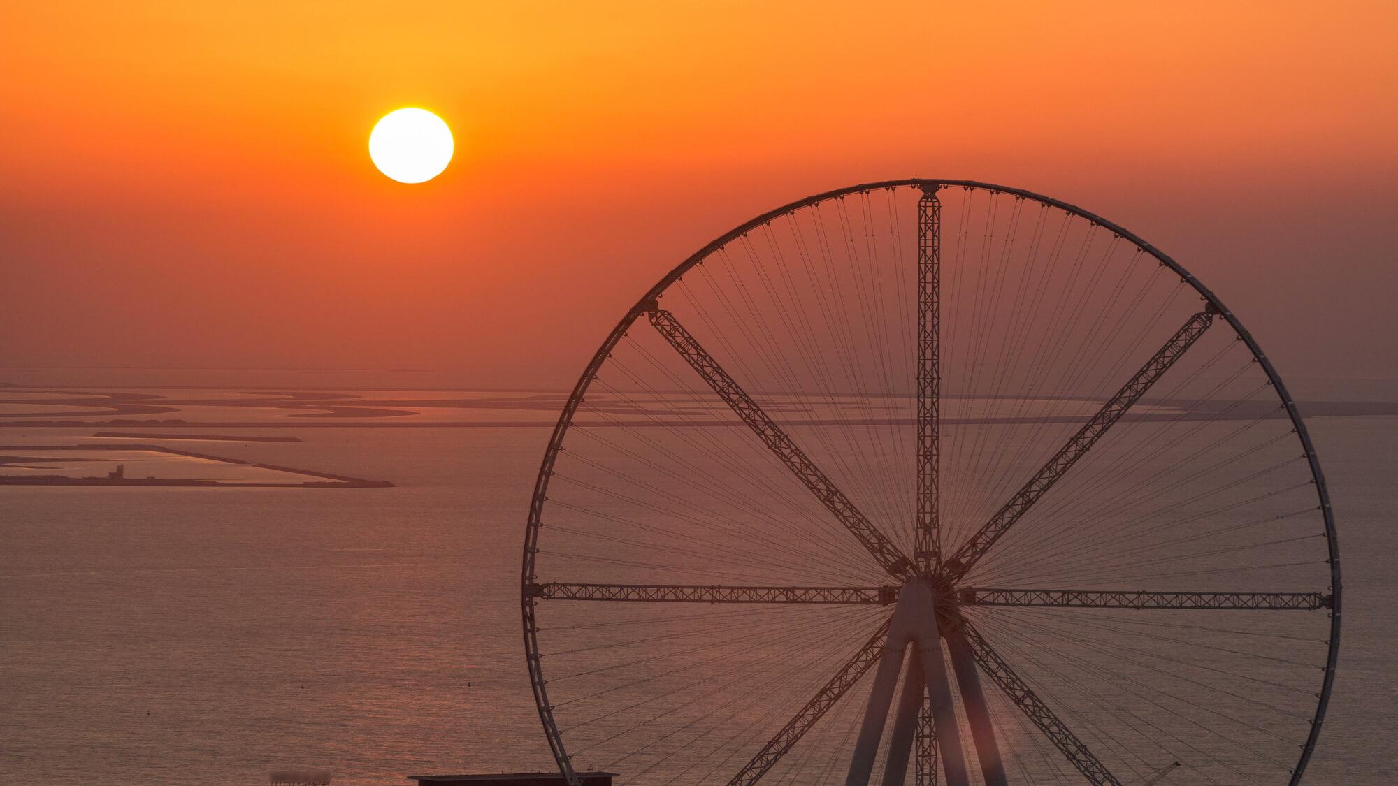 Смотровые площадки Дубая