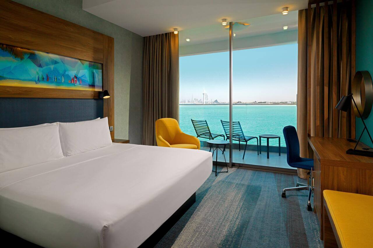 Лучшие отели Дубая с пляжем