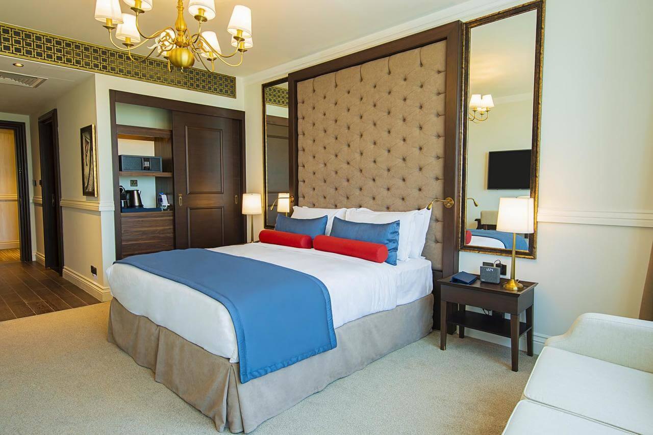 Лучшие отели с пляжем в Дубае