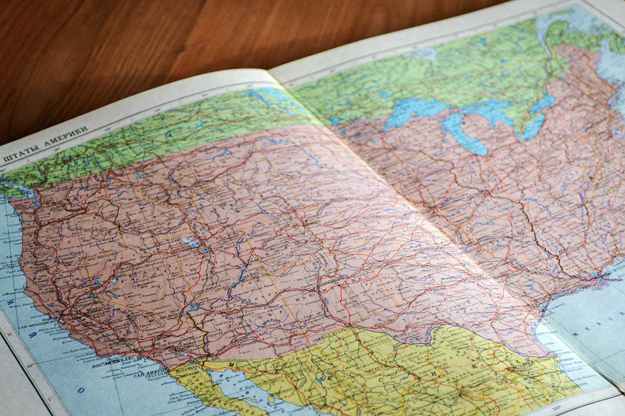 Необходимые документы для визы США