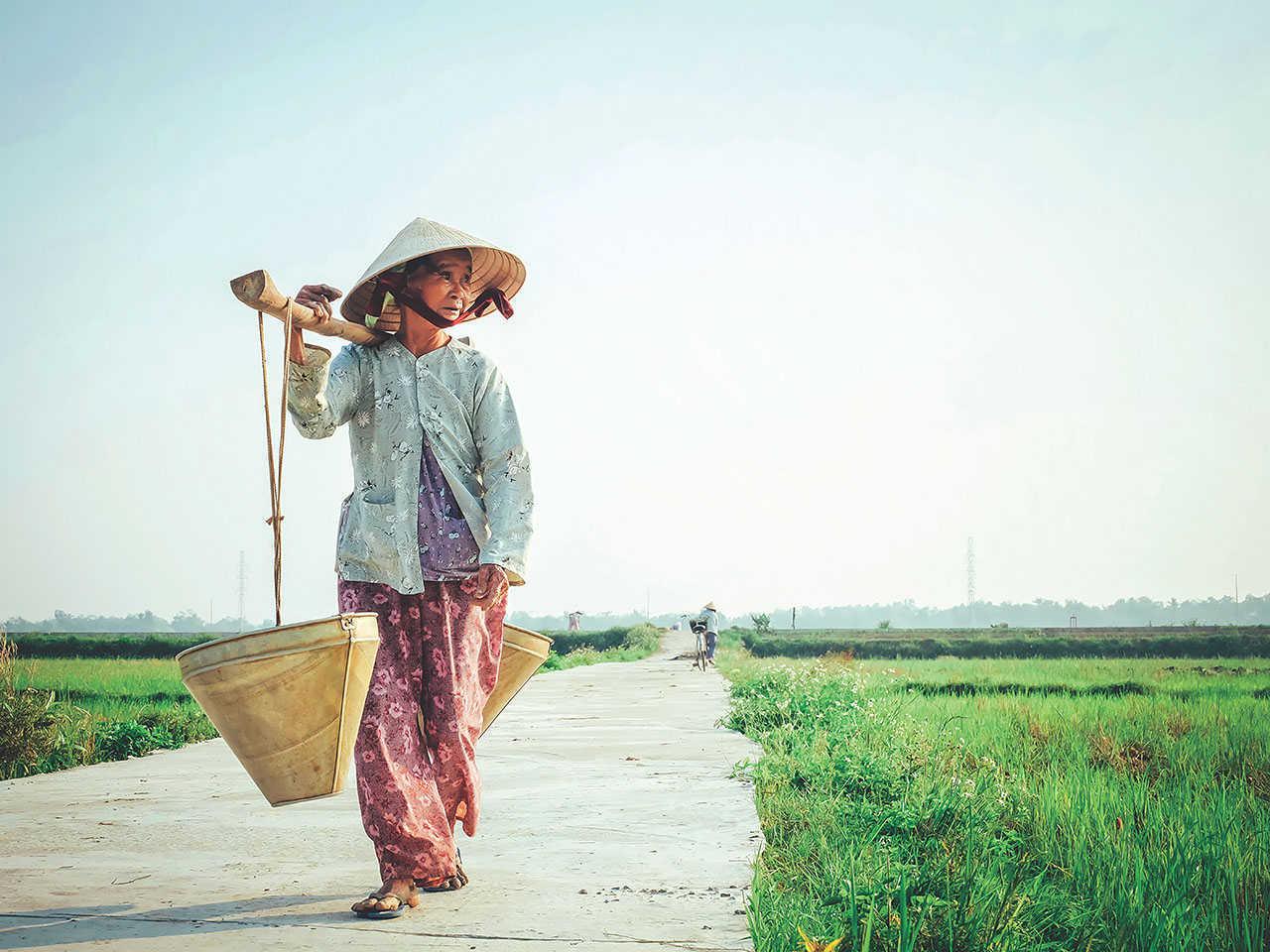 Погода во Вьетнаме в сентябре - погода в Муйне Фантьете Ханое и других курортах