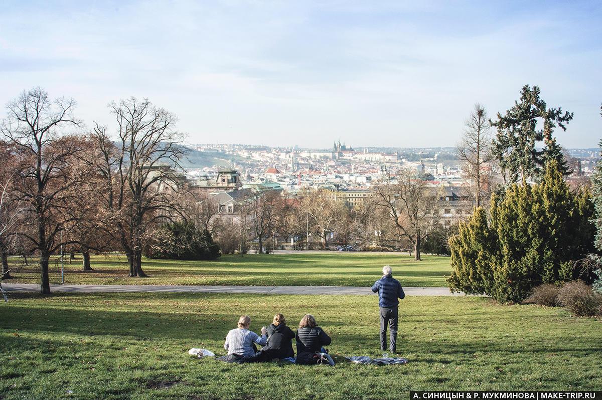 Сколько стоит съездить в Прагу