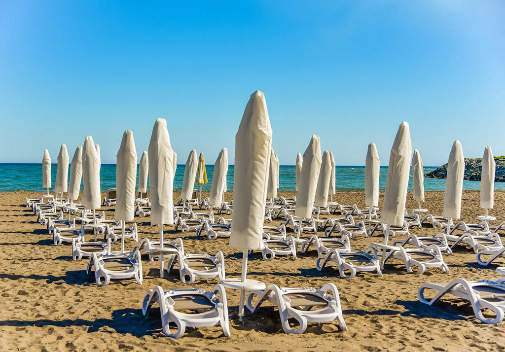 Отели Анталии с собственным пляжем
