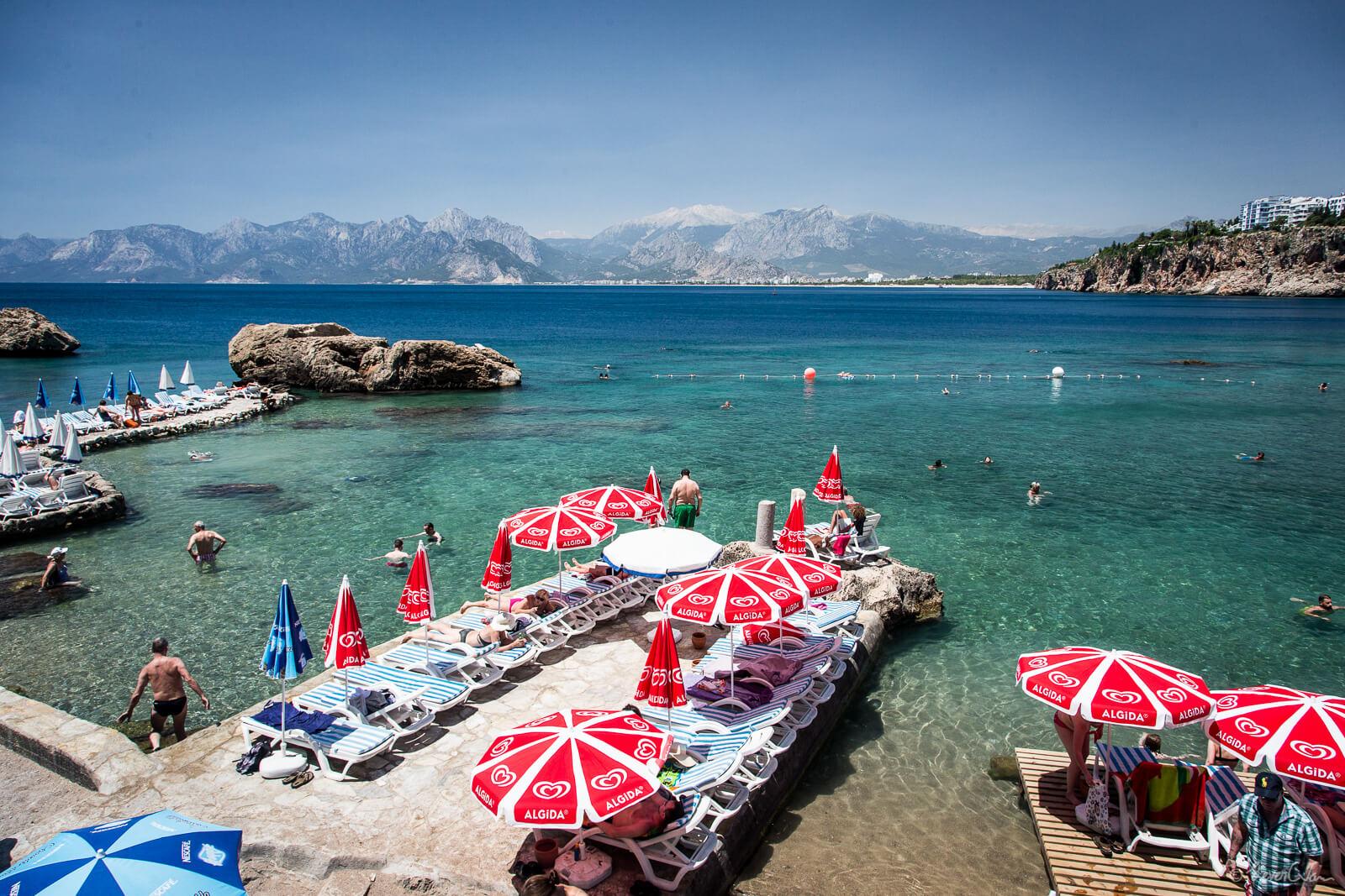 Куда поехать в Турцию в июне с ребенком