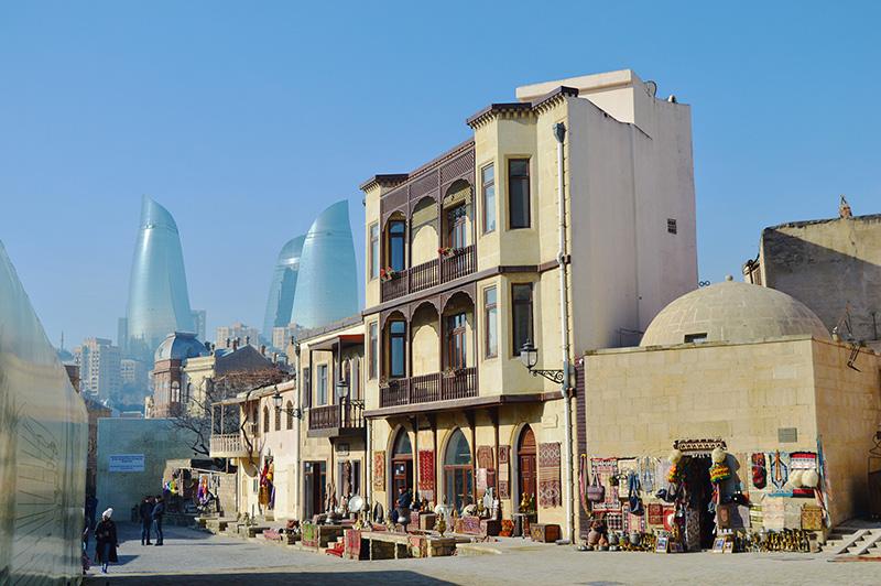 что посмотреть в Баку достопримечательности