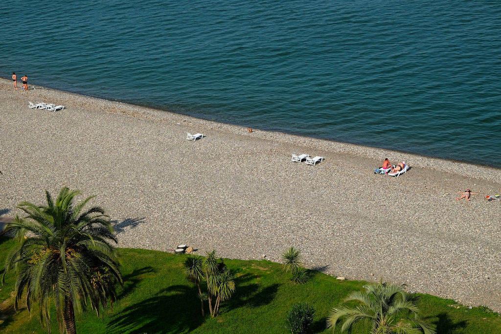 отдых в батуми пляжи море
