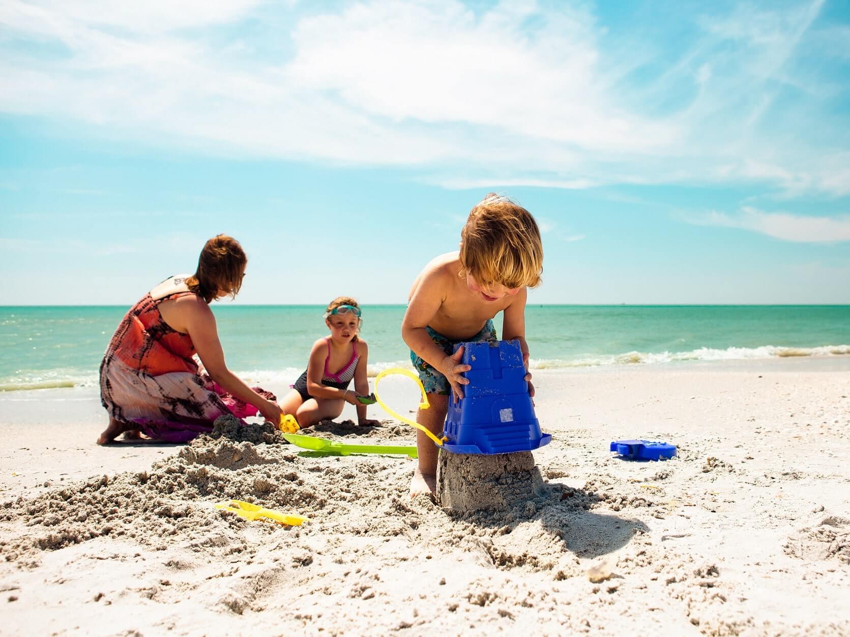 Цены на отели для отдыха с детьми в Анталии