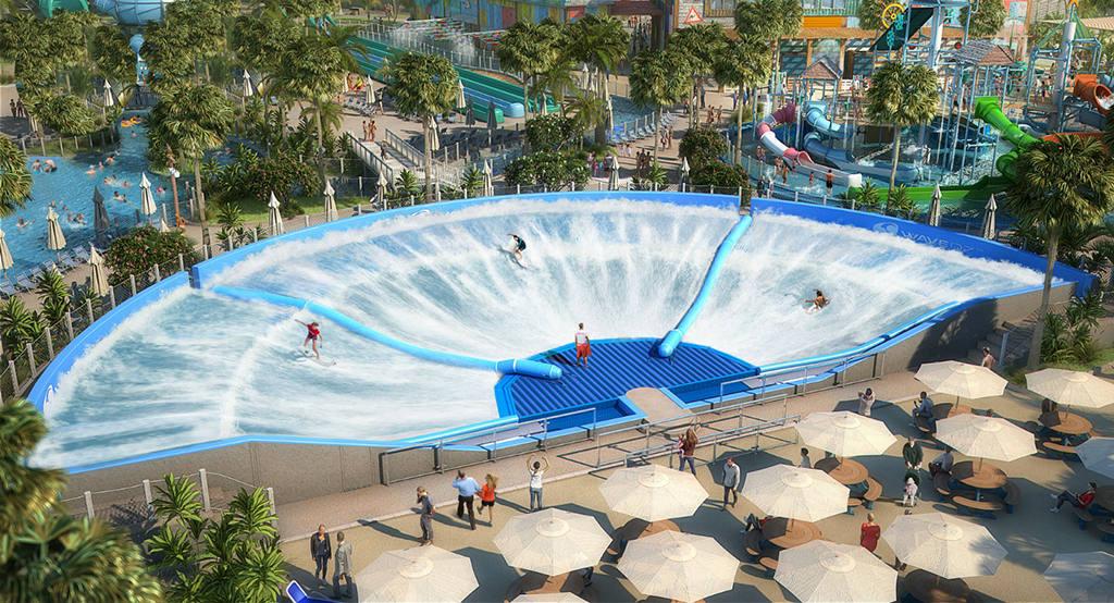 Какие аквапарки есть в Дубае