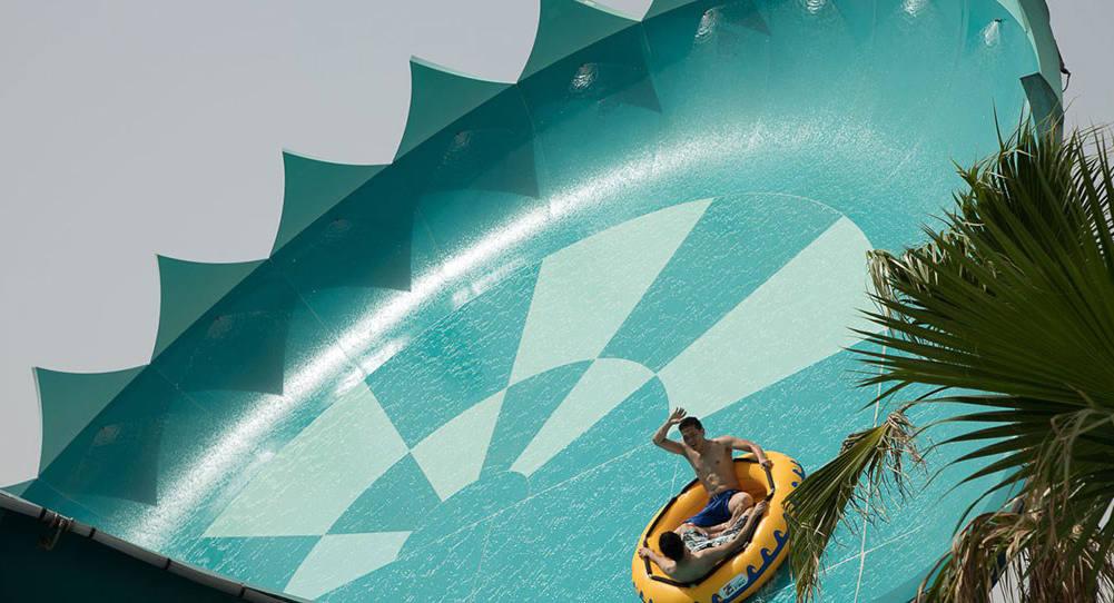 Аквапарк Лагуна в Дубае